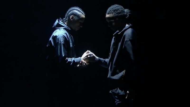 Les Twins dansent dans le finale de la Révolution Saison 2