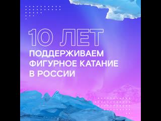 «Ростелеком – Чемпионат России по фигурному катанию 2021»