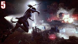 Shadow of the Tomb Raider • Прохождение на русском (Стрим 5)[18+]