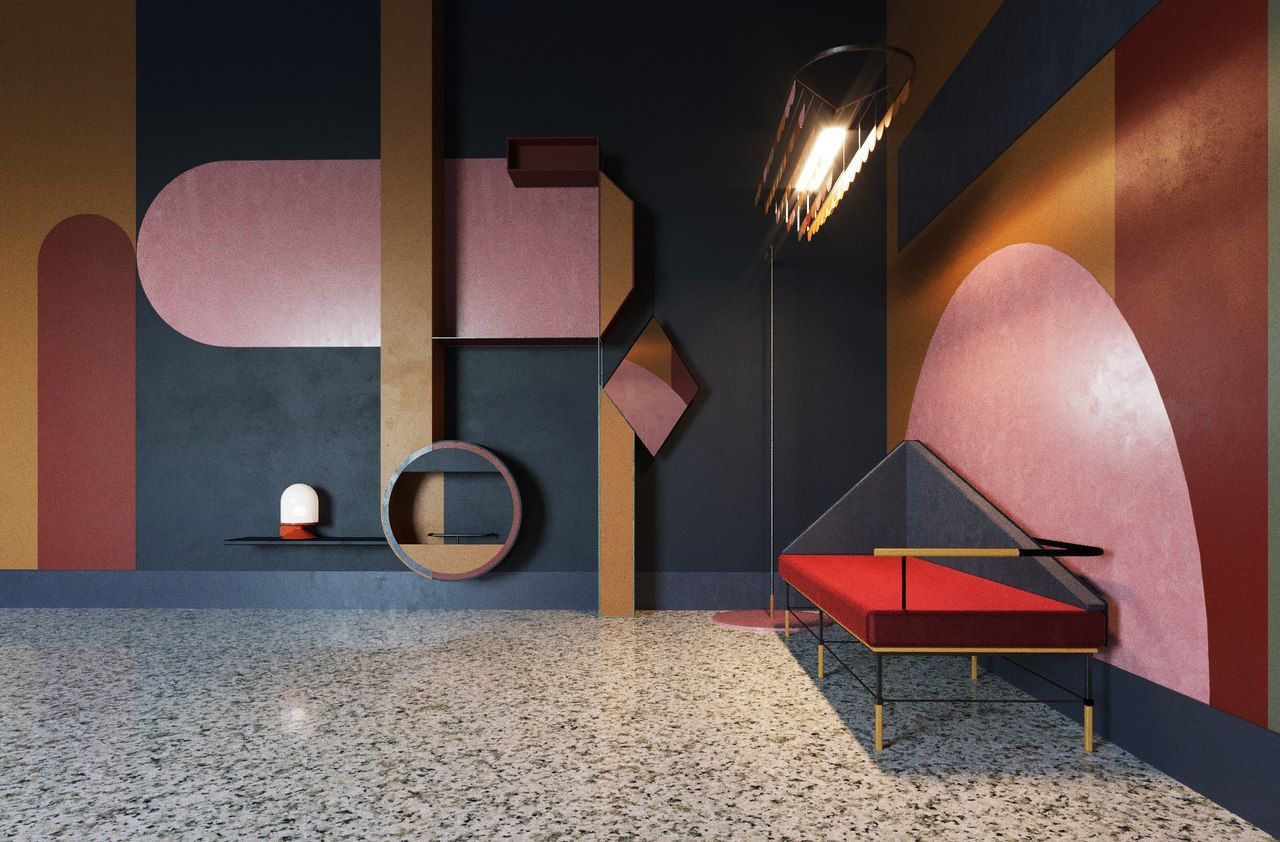 Набор New avant-garde от студии INSIDE