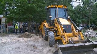 На улице Щербакова установят новую детскую площадку