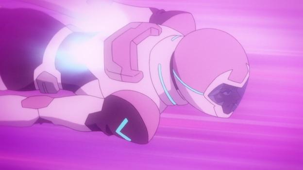 В погоне за призраками восьмого сезона(Voltron), изображение №12