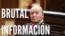 BRUTAL Don Juan Carlos I, regresará a España, para denunciar la muerte de 193 personas, el 11M