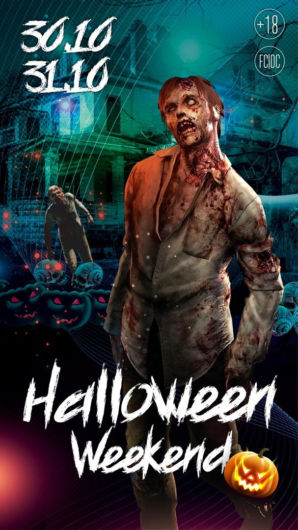 Афиша Новосибирск Halloween / 30 & 31 октября