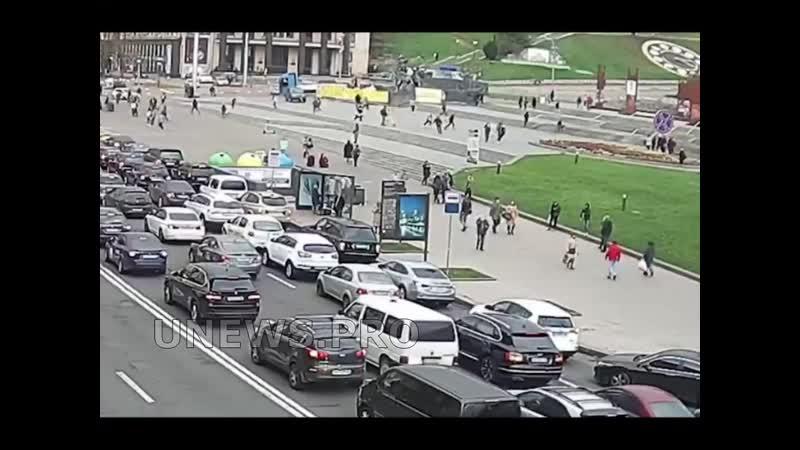 Киев авария