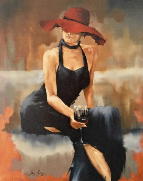 Британский художник Джонни Попкесс (Johnny Popess не известен широкой публике, но вот в своей стране он стал знаменит. В чем же известность этого художника Он показал красоту жизни, истинную
