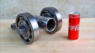 Mini Cannon CAN Launcher