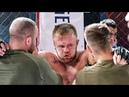 Бой Моряк в отключке от Мастера спорта по боксу!