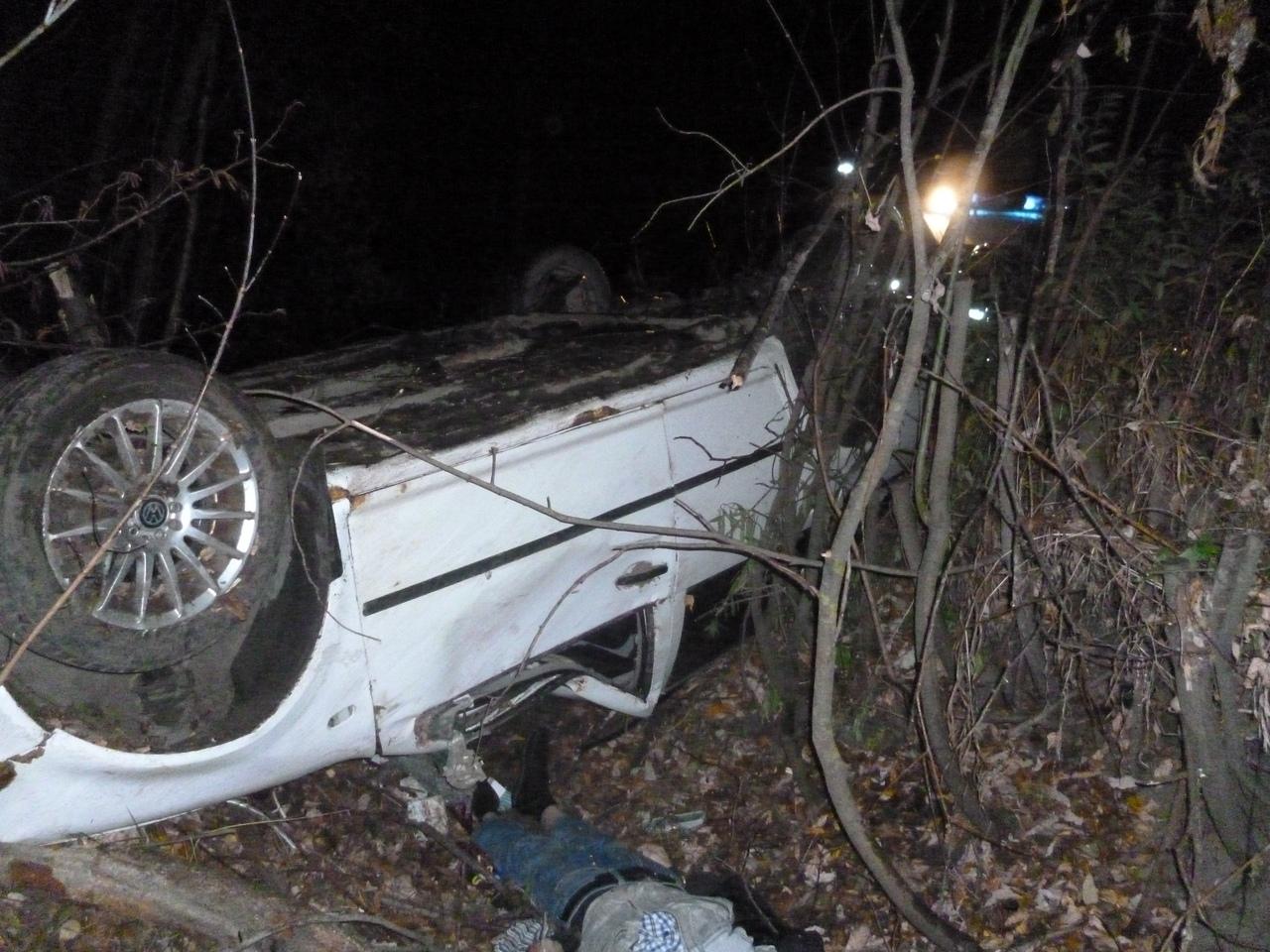 смертельная авария в Балахнинском районе