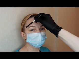 БРОВИ! Новинка! Хна Henna Refresh - идеальный, холодный коричневый. Тридинг/Воск