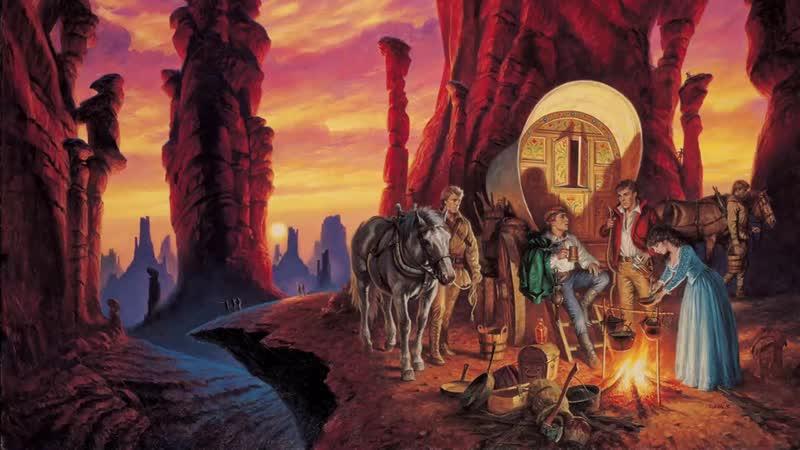 Восходящая тень Роберт Джордан ♦ 2 Аудиокнига Akhn Аудиокнига Аудио книга