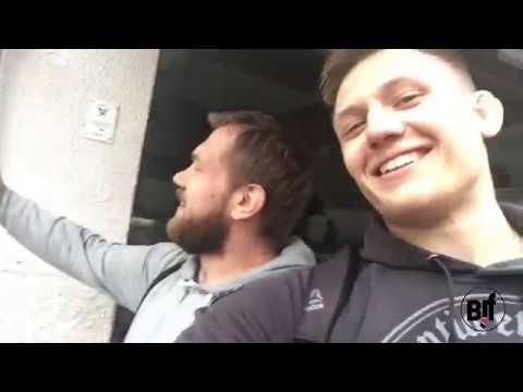 3 Brasilian bjj tour vlog chapter 3 Артем Ухаров и Миша Панков о тренировках в Cicero Costha