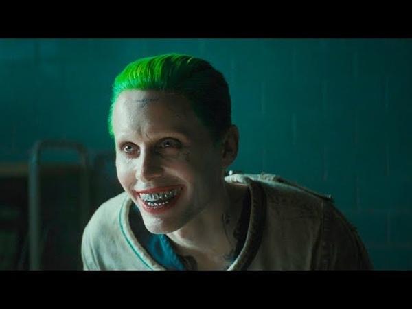 Джокер и Харли Квинн Отряд Самоубийц 2016