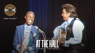 Louis Armstrong, Johnny Cash Perform Jimmie Rodgers's 'Blue Yodel No. 9' on 'The Johnny Cash Show'