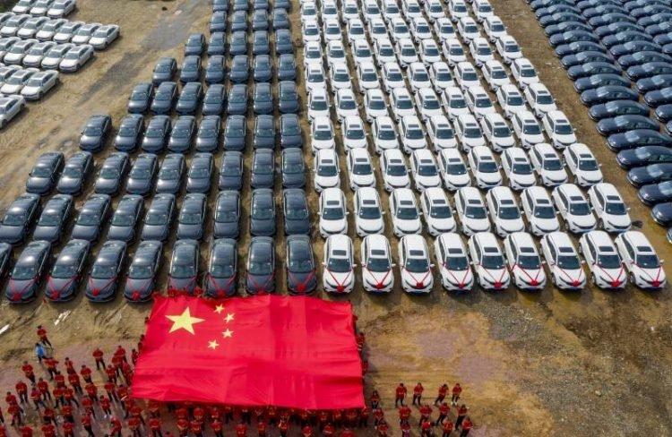 Компания подарила сотрудникам 4 116 новых автомобилей в качестве бонуса
