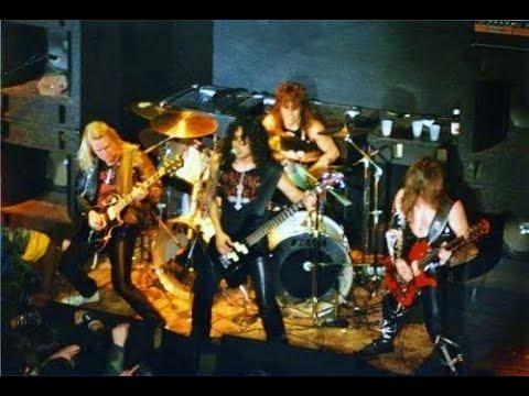 Combat Tour 1985 Slayer Exodus Venom