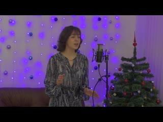 """Уютный концерт вокальной студии """"Маленькая страна"""" в библиотеке.#6 Дарья Волкова и Кристина Лепехина"""