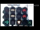 Лучшее видео для проезда перекрестков.☝️Полный разбор.Сигналы светофора.Урок.