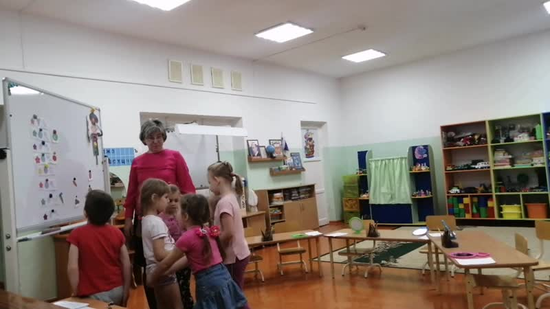 Мастер класс в 87 детском саду 24 11 20