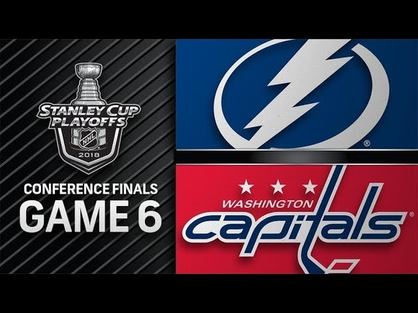 Tampa Bay Lightning vs Washington Capitals – May. 21, 2018 | Game 6 | Stanley Cup 2018. Обзор