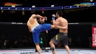 VBL 41 Light-Heavyweight Chuck Liddell vs Nikita Krylov