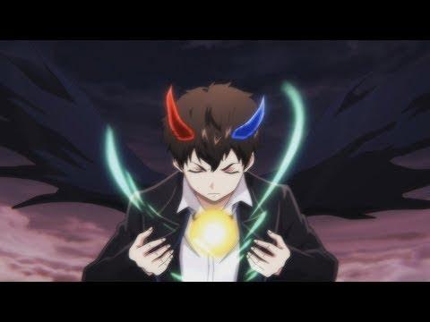 Аниме Выживший Демон Все Серии Подряд Аниме Марафон