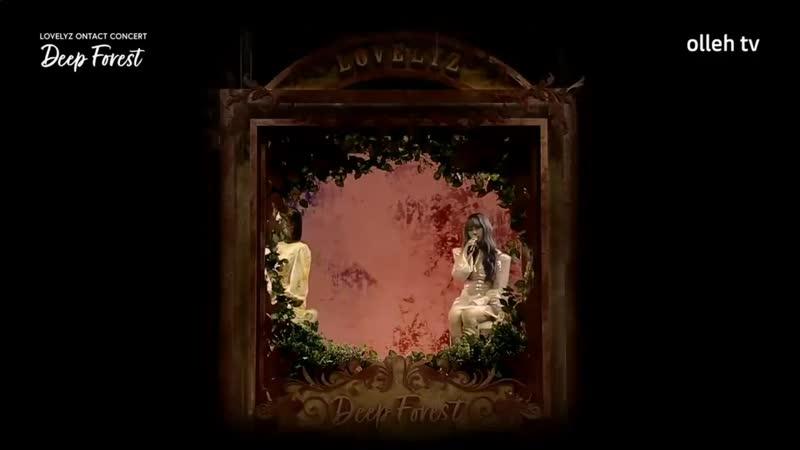 201018 Lovelyz Doll @ Deep Forest
