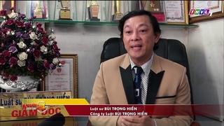 THVL1 | Luật sư BÙI TRỌNG HIỂN: Nợ nần ngập đầu khi sập bẫy mua mỹ phẩm trả góp