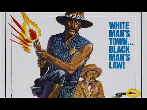 Чернокожий босс Boss Nigger 1975 HD Вестерн Комедия