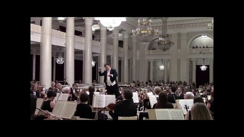 Mendelson A Midsummer Nights Dream Dmitry Filatov(conductor) St.Petersburg Symphony Orchestra