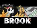 One Piece Kohei Tanaka Binks's Booze~02 Black Handkerchief of Hapiness