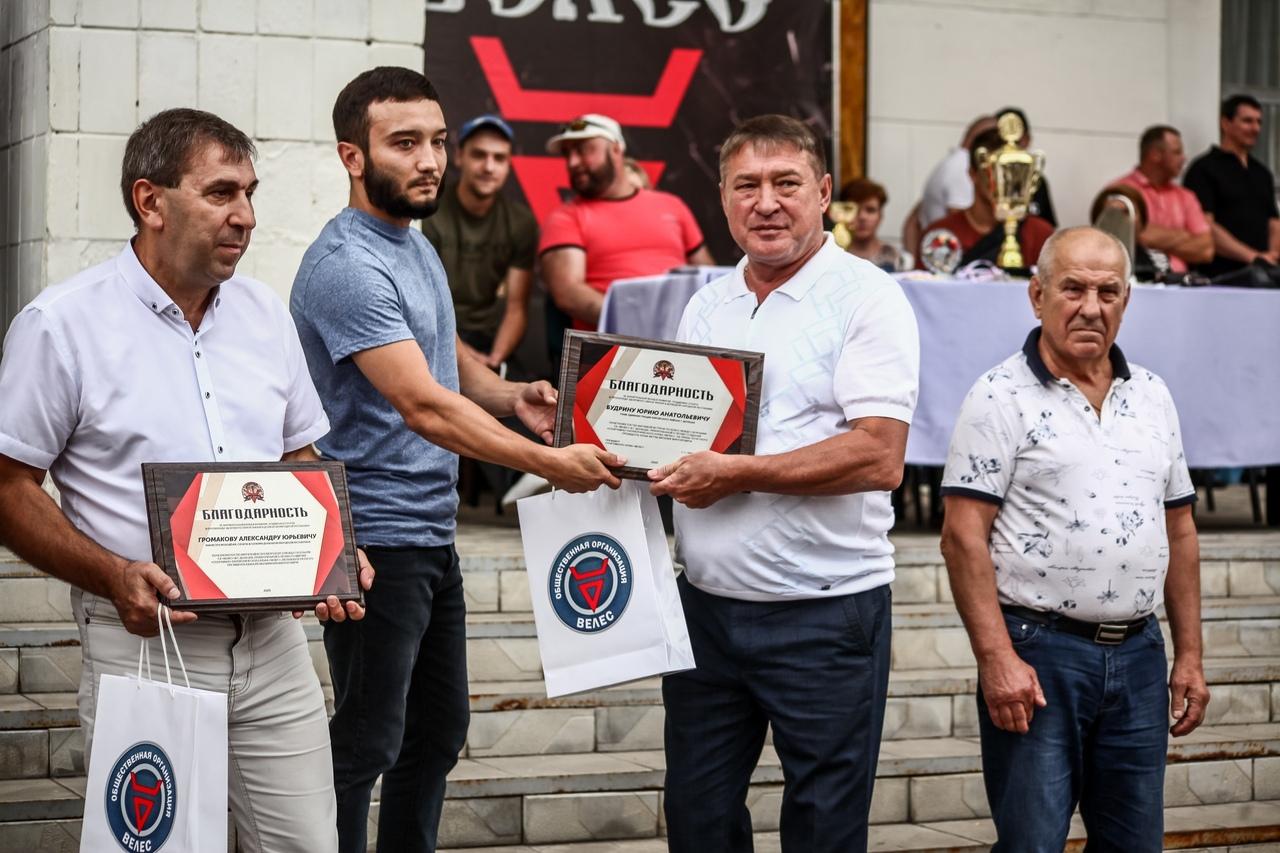 В Кировском районе состоялась матчевая встреча по боксу