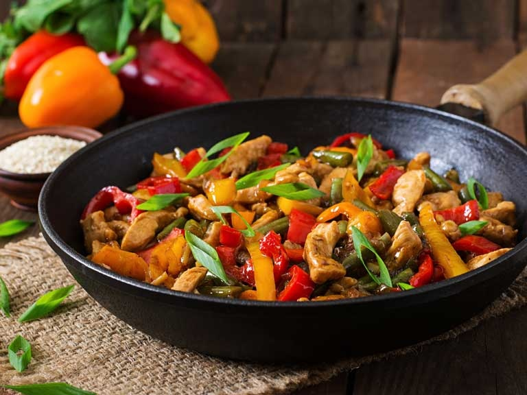 6 частых ошибок при жарке, которые портят вкус и качество наших блюд