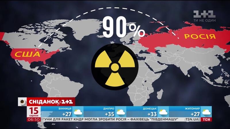 Чим загрожує ядерна війна і чи можна врятуватися у разі початку бойових дій