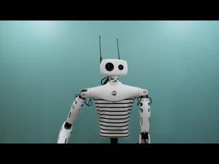 Робот Reachy с открытым исходным кодом на CES 2020
