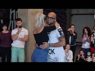 Kizomba Albir Rojas & Nina @ Hot Winter in Siberia