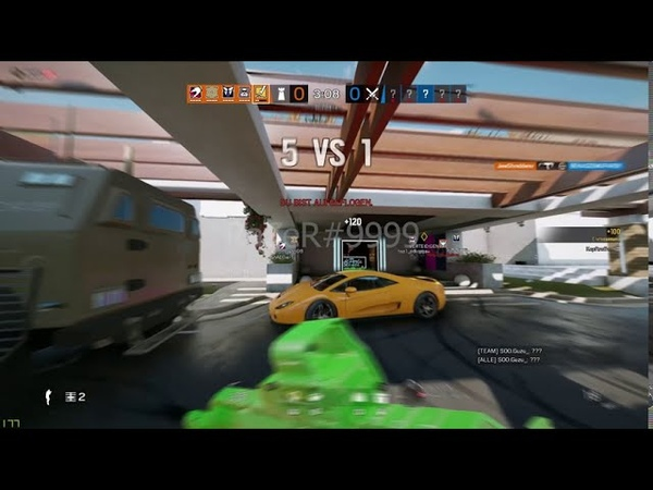Rainbow 6 Cheating Aimbot WALLHACK GoThroughWalls Discord in Description