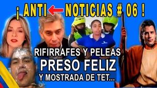 Antinoticias#06 Resumen de la semana portada Vicky Dávila pelea Coronel Monsalve Duque Lider y Acoso