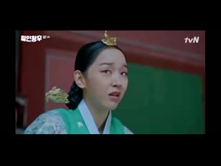 CUT —  Вырезка с Ёнджэ из 5-го эпизода дорамы «Королева Чорин»