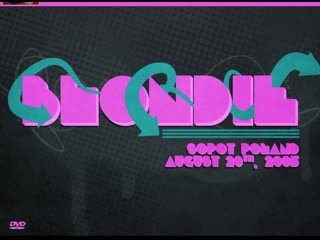 Blondie - Sopot International Song Festival