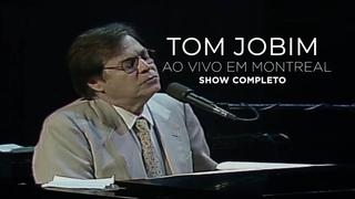 Tom Jobim Ao Vivo Em Montreal (Show Completo)