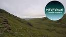 Hyperlapse Walk To The Top Ledge of Bwlch At Mach Loop 4K