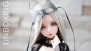 BJD Fairyland Minifee Rens Black Storm Unboxing / Box Opening
