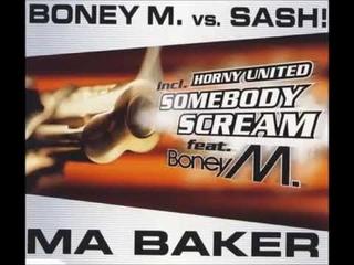 BONEY M. vs. SASH ! - MA BAKER ( DANCE MIX 2021 ) BY DEEJAY GUIDO PIVA