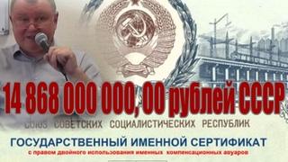 Соучредителями СССР мы еще не стали (С.В. Тараскин) -