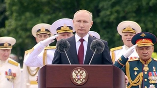 Putin: Russian navy can carry out 'unpreventable strike' if needed