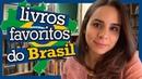 OS LIVROS FAVORITOS DO BRASIL