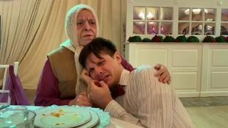 Бабушка и внук на свадьбе у Елены и Владимира. В душе не е%у, кто это.