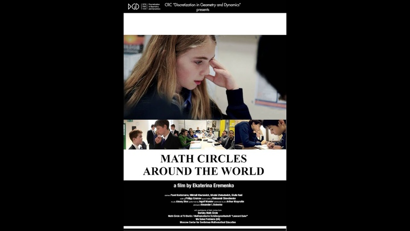 Math Circles Around the World- official trailer