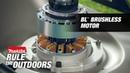 MAKITA Brushless Motor Technology